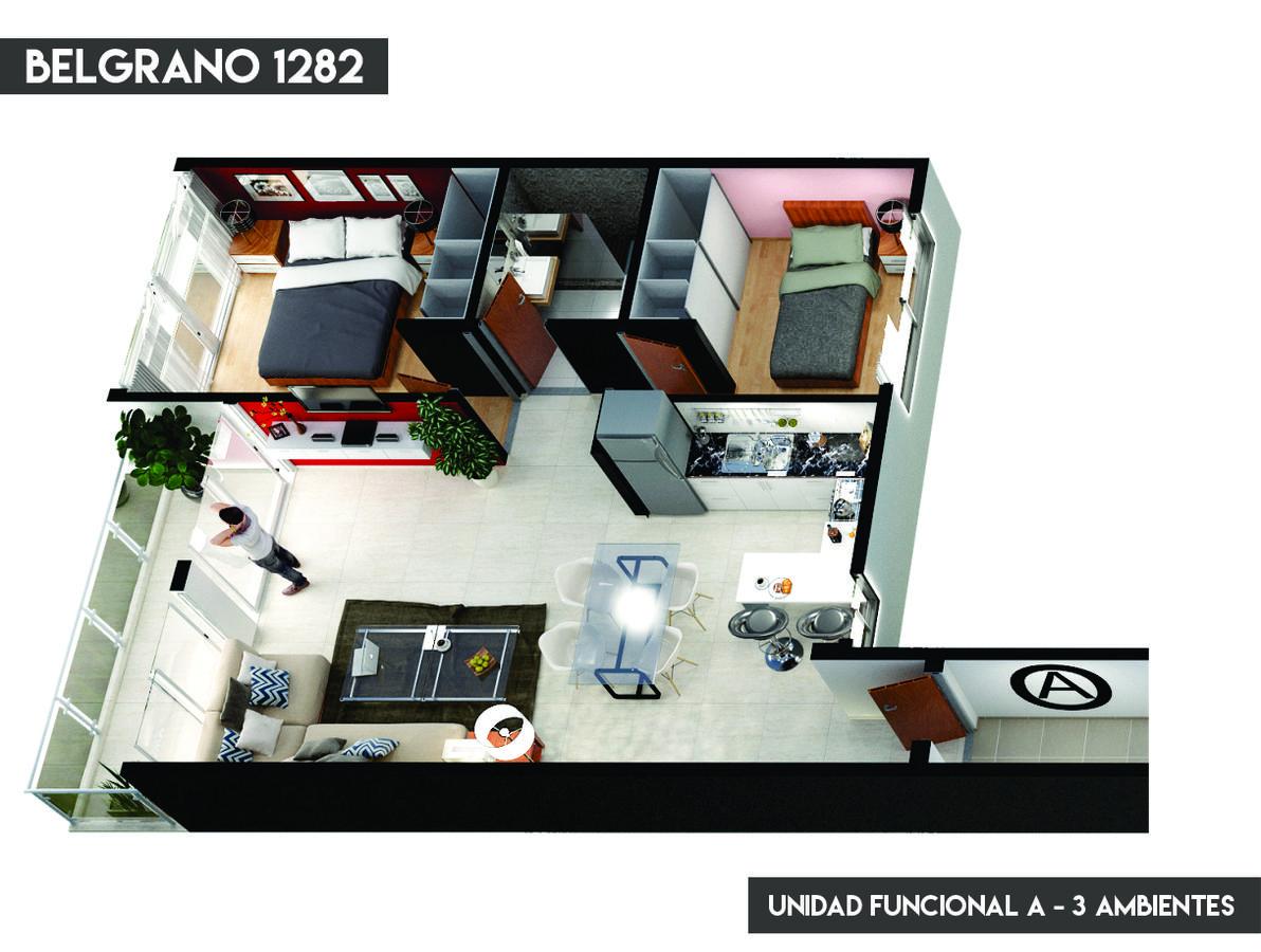 Foto Departamento en Venta en  Avellaneda ,  G.B.A. Zona Sur  Av. Belgrano al 1200