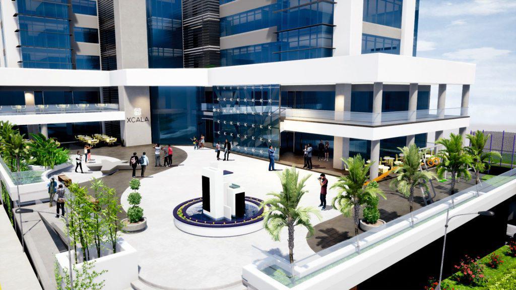 Foto Edificio de oficinas en America XCALA, Edicio Comercial y de Oficinas número 11