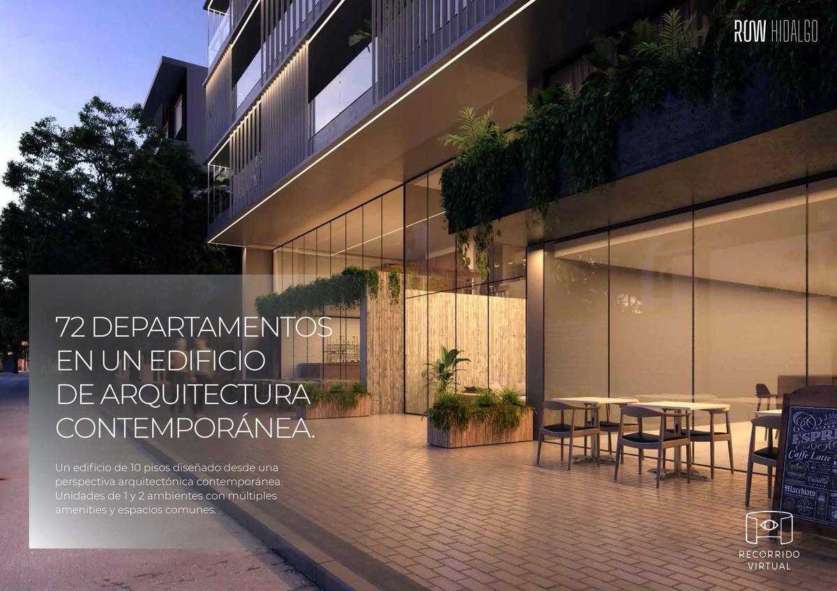 Foto Edificio en Cid Campeador             HIDALGO 760           número 5