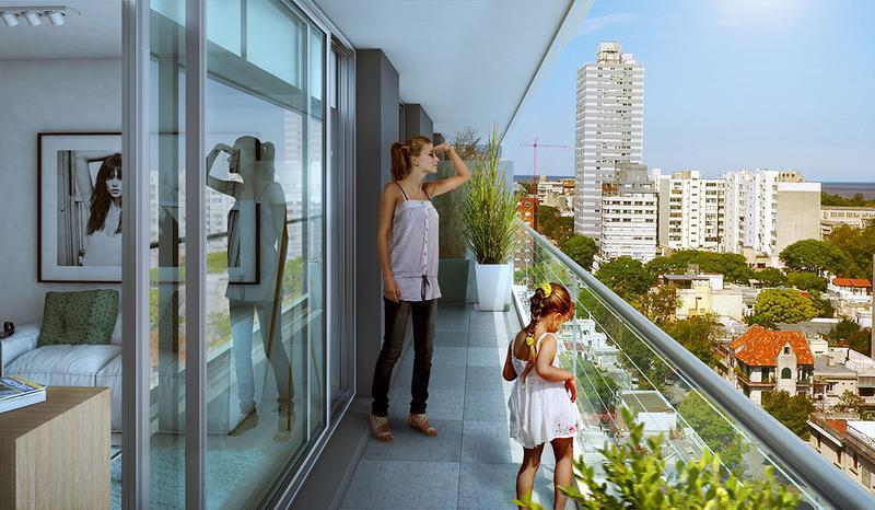 Foto Edificio en Punta Carretas Lanzmamiento.  número 4