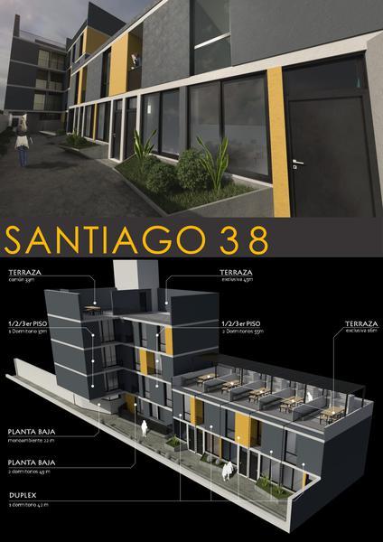 Foto Edificio en Pichincha Santiago 38 número 7