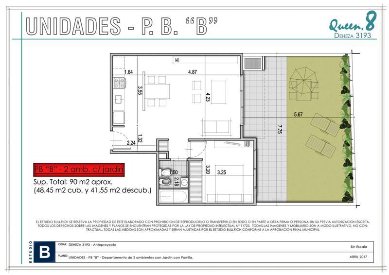 Foto Edificio en Saavedra Deheza 3100 número 5