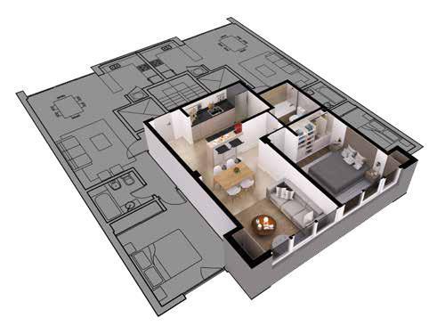 Foto Edificio en Guemes  Alsina 2300 número 3