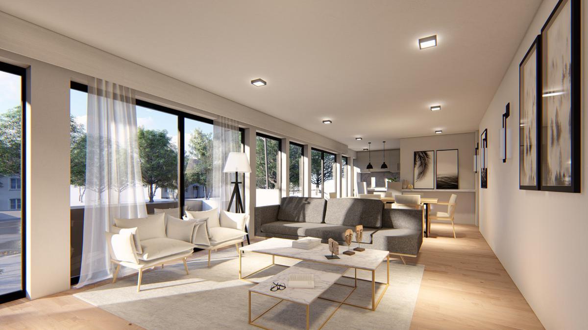 Exclusivo edificio de 4 plantas, 8 unidades de vivienda en Victoria, Punta Chica-6