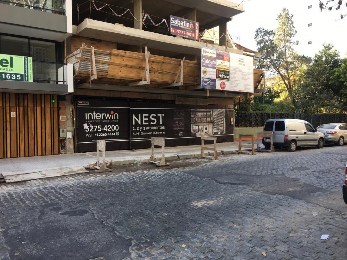 Emprendimiento Olazabal  3073 : NEST en Belgrano