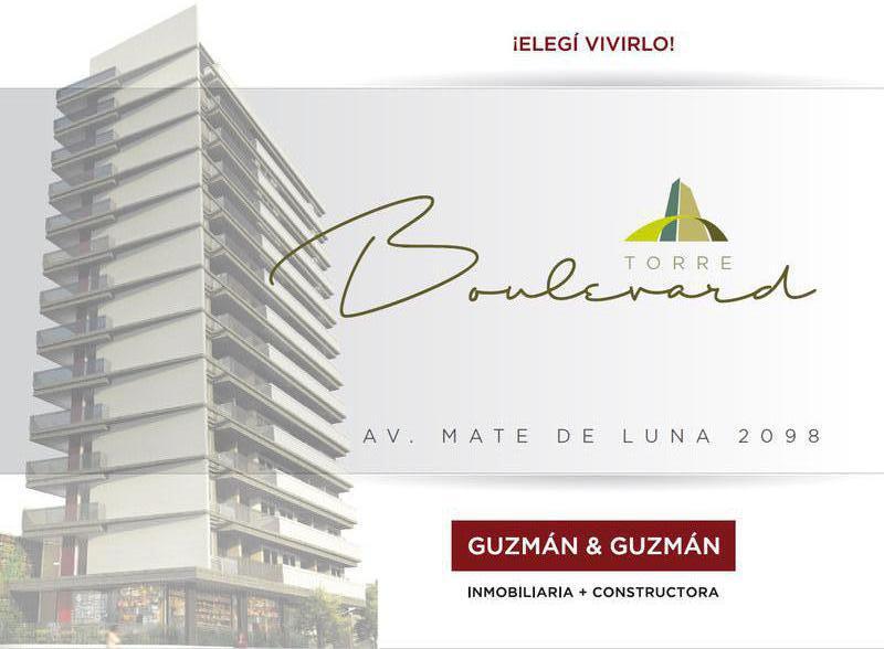 Foto Edificio en Ciudadela Av. Mate de Luna 2098 número 1