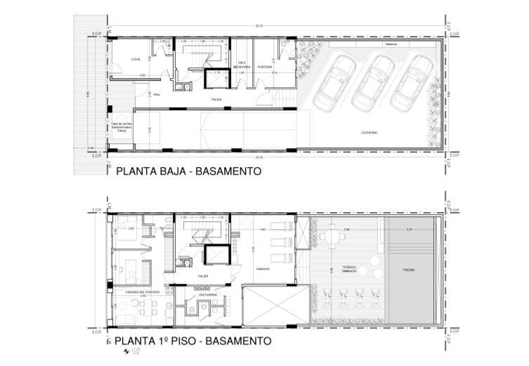 Foto Edificio en Wilde Belgrano al 5900 número 6