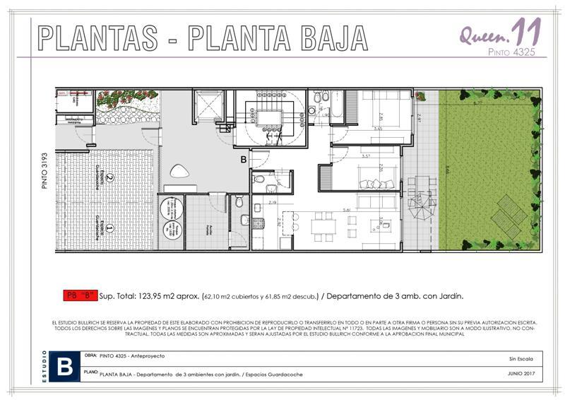Foto Edificio en Saavedra Pinto 4300 número 6