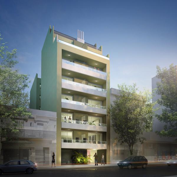 Foto Edificio en Palermo Gascon 1200 número 1