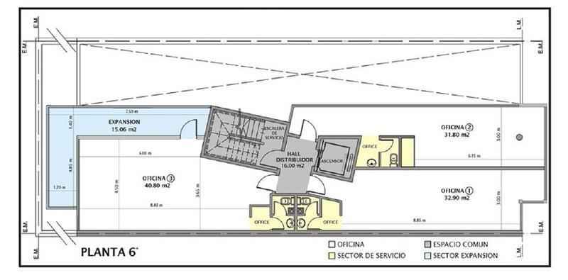 Foto Edificio de oficinas en Chauvin Catamarca 3050 número 1