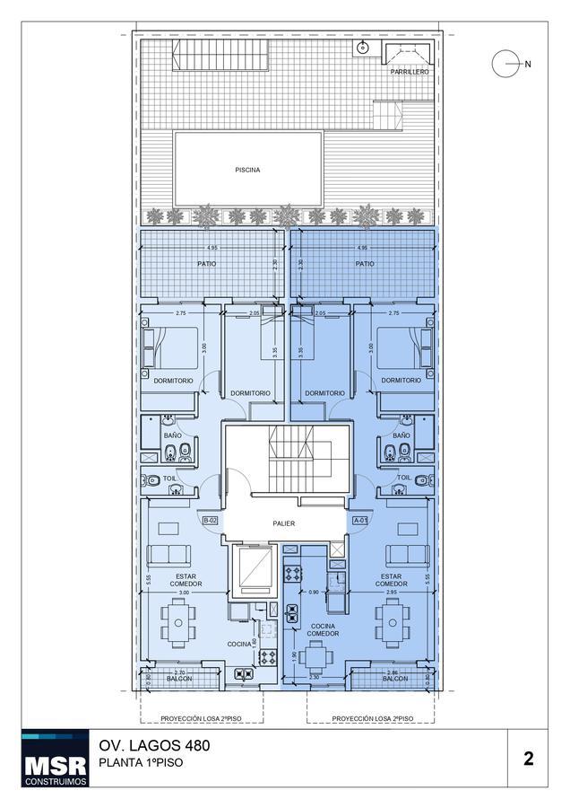 Foto Edificio en Pichincha Ovidio Lagos 480 número 10