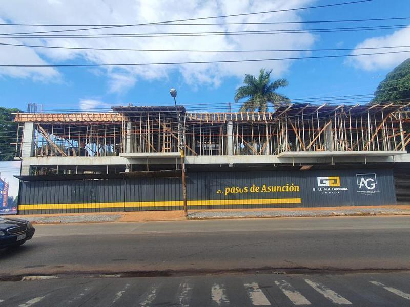 Foto Edificio en Bernardino Caballero Fernando de la Mora número 8