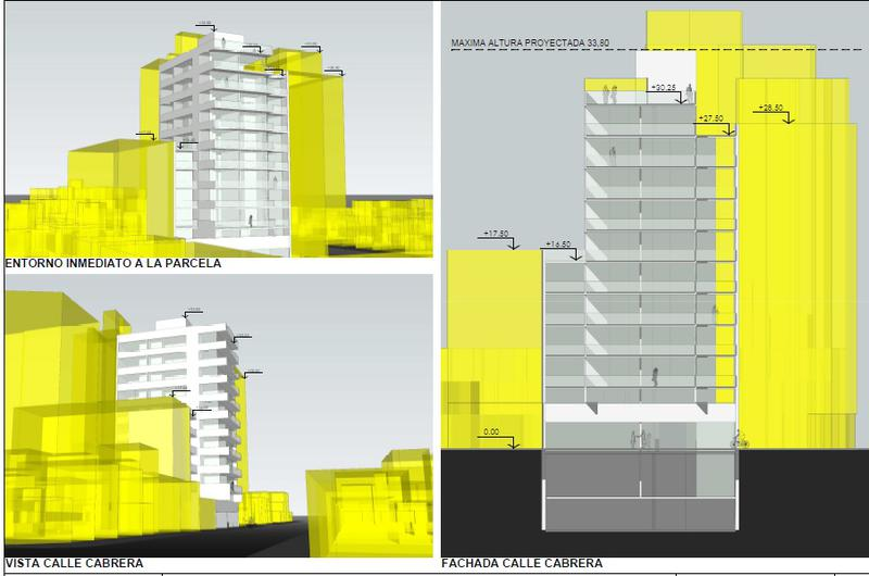 Foto Edificio en Palermo CABRERA 4100 número 6