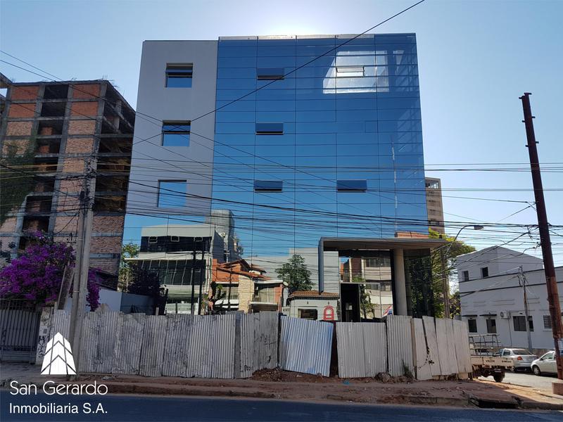 Foto Edificio de oficinas en San Roque Perú esq. Río de Janeiro numero 1