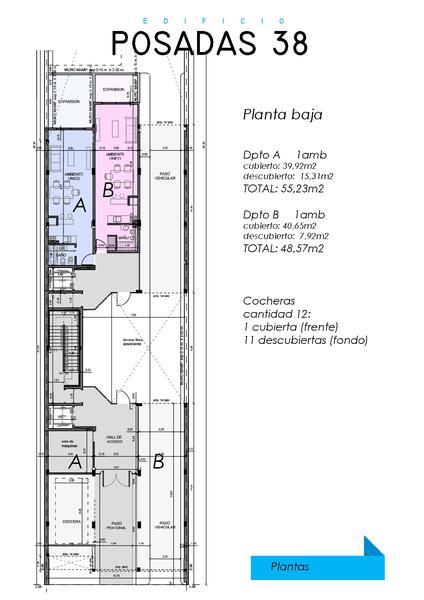 Foto Edificio en Moreno Gervasio de Posadas 38 número 7