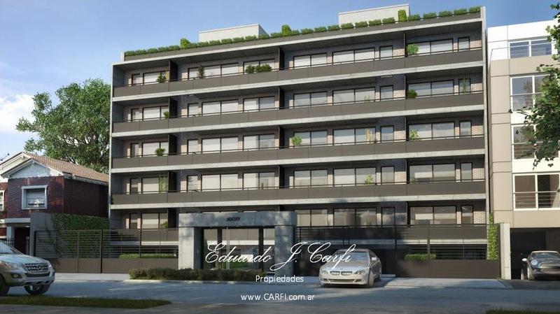 Foto Edificio en  Montes de Oca 2482