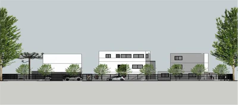 Foto Edificio en Lezica             Avda. Lezica y Luis Morandi           número 3