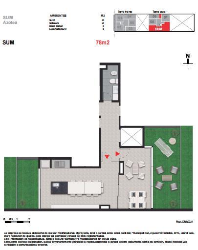 Foto Edificio en Centro BALCARCE 1351 número 4
