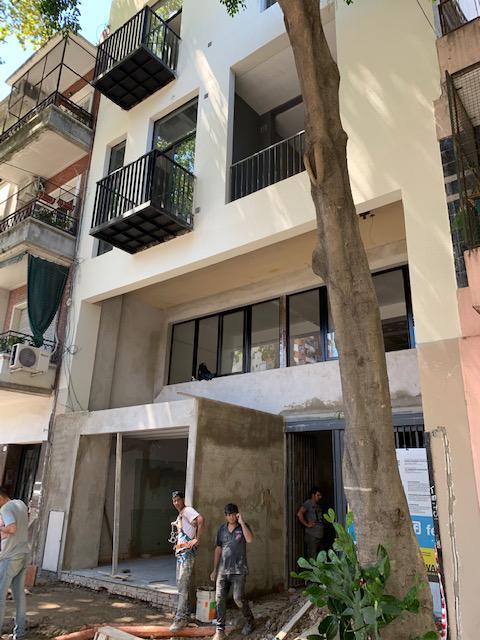 Foto Edificio en Villa Crespo Julián Álvarez y Castillo número 8