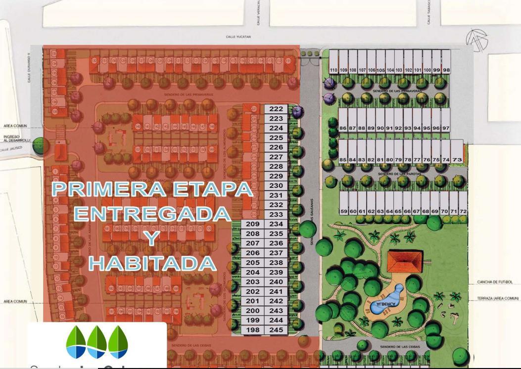 Foto Condominio en Mojoneras 21 FRACCIONAMIENTO LAS GALEANAS número 26