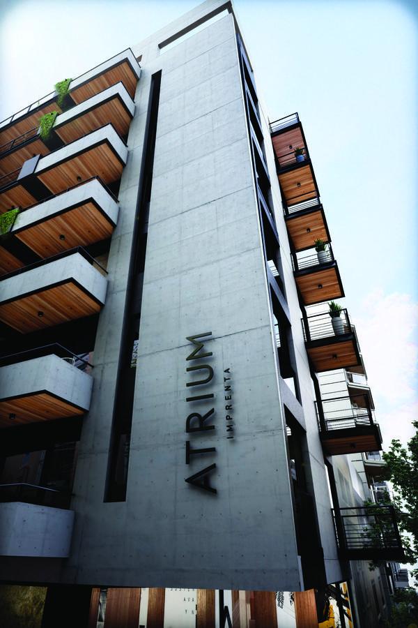 Foto Edificio en Palermo MIGUELETES Y MAURE - ATRIUM IMPRENTA  número 2