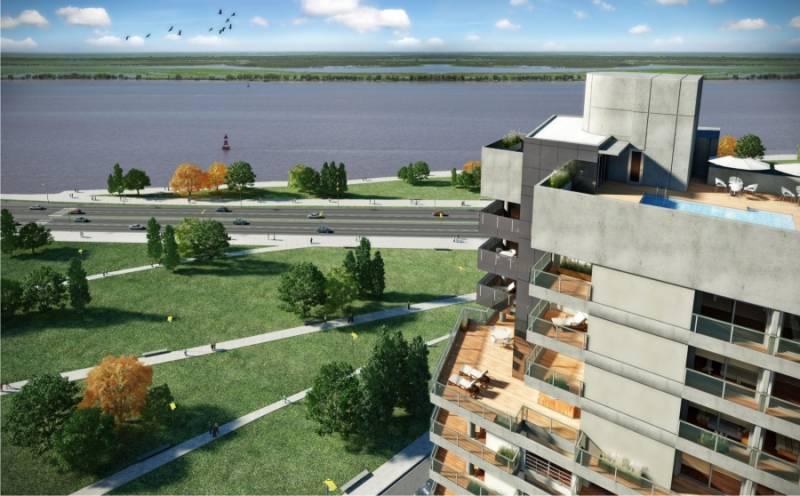 Foto Edificio en Rosario avenida del valle 2799 número 2