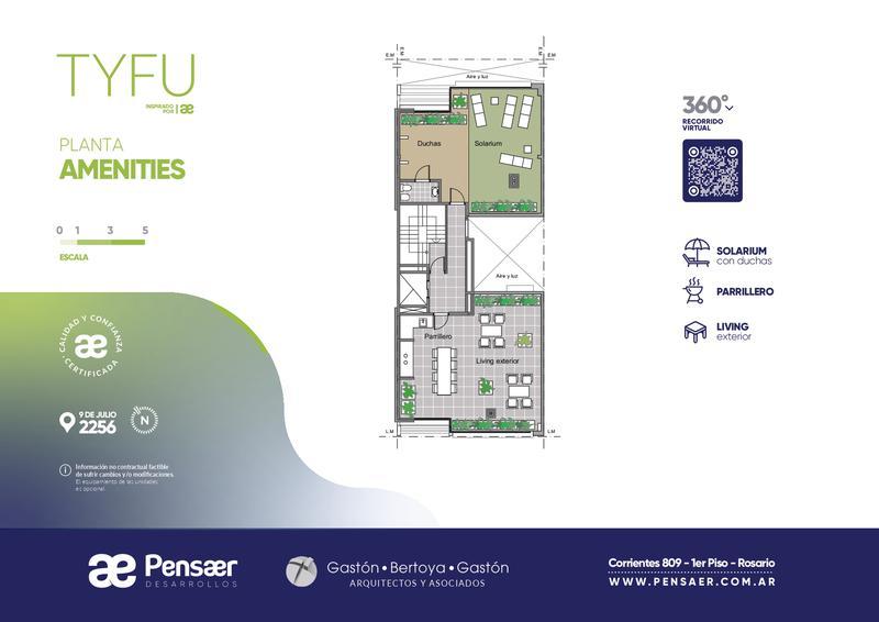 Foto Edificio en Centro 9 de Julio 2200 número 8