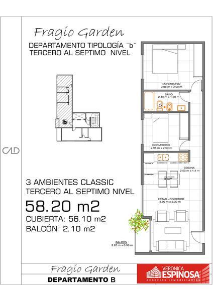 Foto Edificio en Ituzaingó Fragio 200 número 10