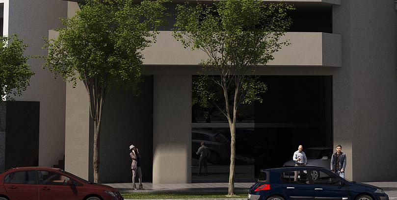 Foto Edificio en Martin AVENIDA LIBERTAD 328 número 7