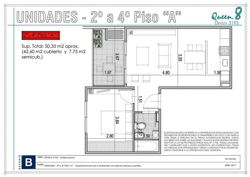 Foto Edificio en Saavedra Deheza 3100 número 7
