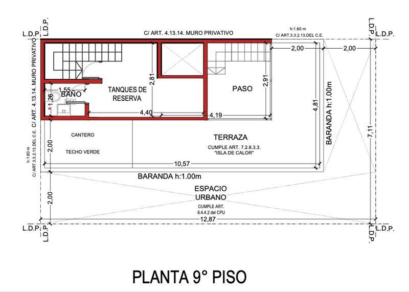 Foto Edificio en Liniers Altos de Lisandro número 13
