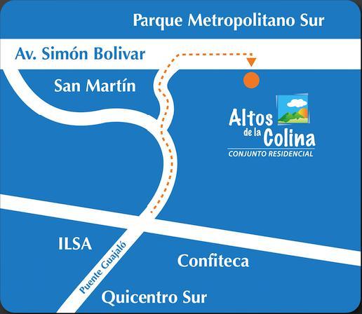 Foto Condominio en Vía Simón Bolivar         Av. Simón Bolivar       número 3