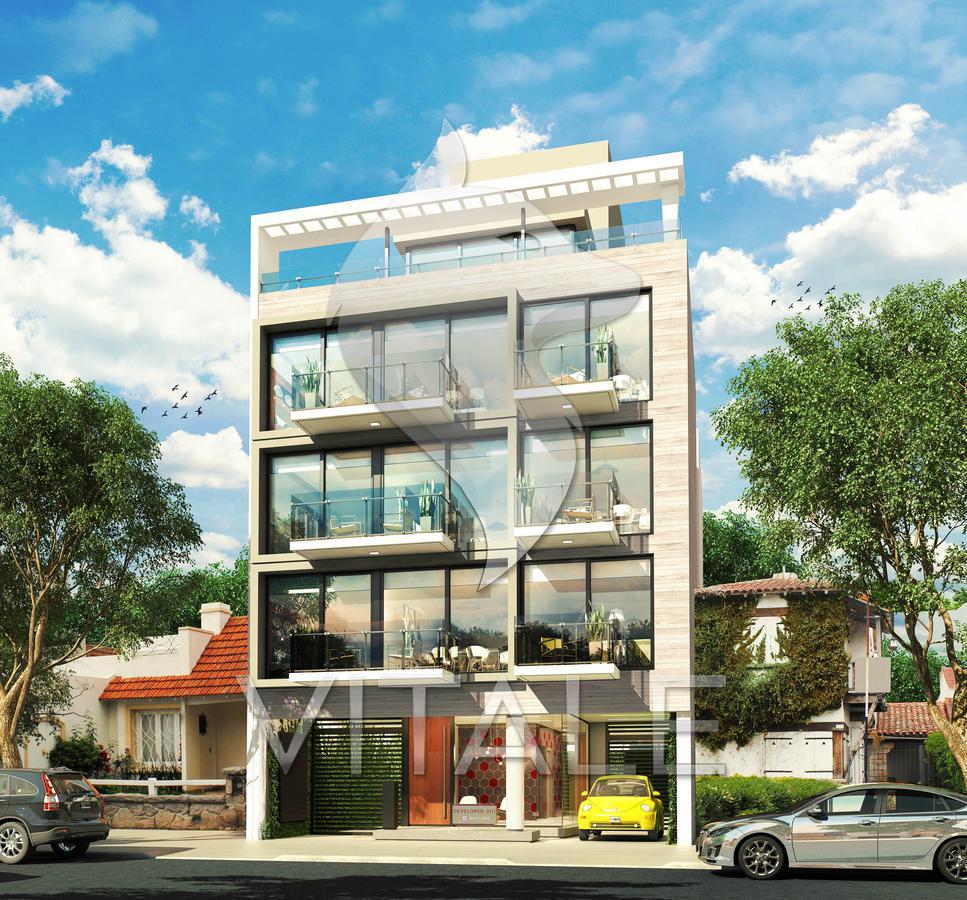 Foto Edificio en Chauvin Santa Fe 2400 número 2