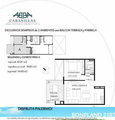 Foto Edificio en Palermo Hollywood Bonpland y Guatemala número 5