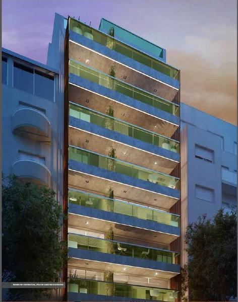 Foto Edificio en Palermo Soho Uriarte 2400 número 5