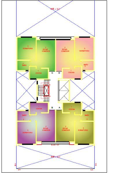 Foto Edificio en Moron Pellegrini 1300 número 13