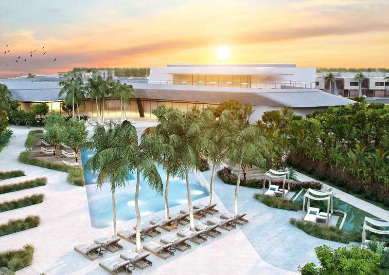 Foto Edificio en Orlando MAGIC VILLAGE  by Pininfarina numero 2