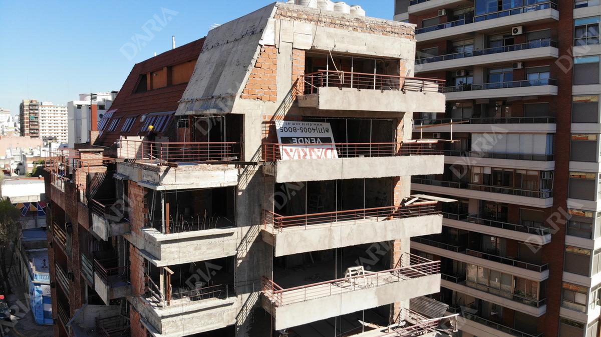 Foto Edificio en Nuñez Comodoro M. Rivadavia Esq. Vuelta De Obligado número 9