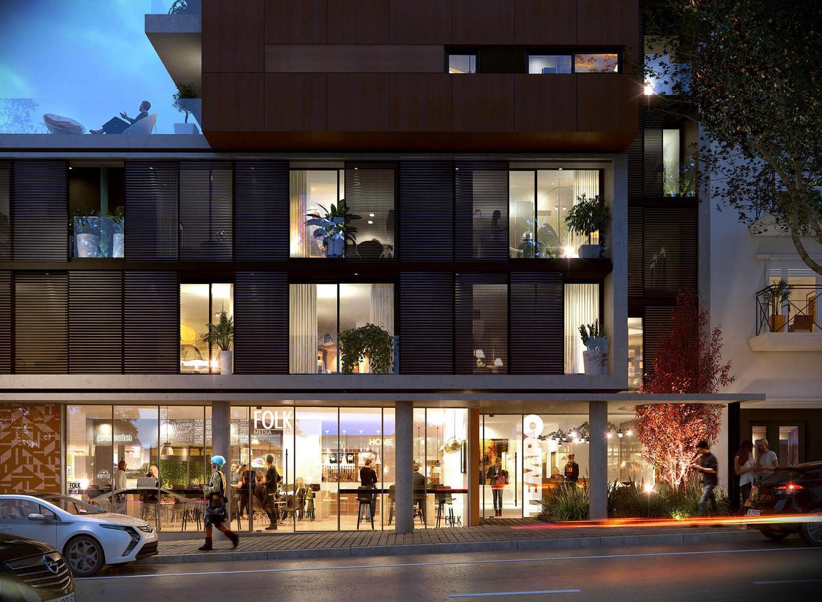 Foto Edificio en Parque Rodó Juan D. Jackson 875/873 esquina Dr. Luis Piera número 7