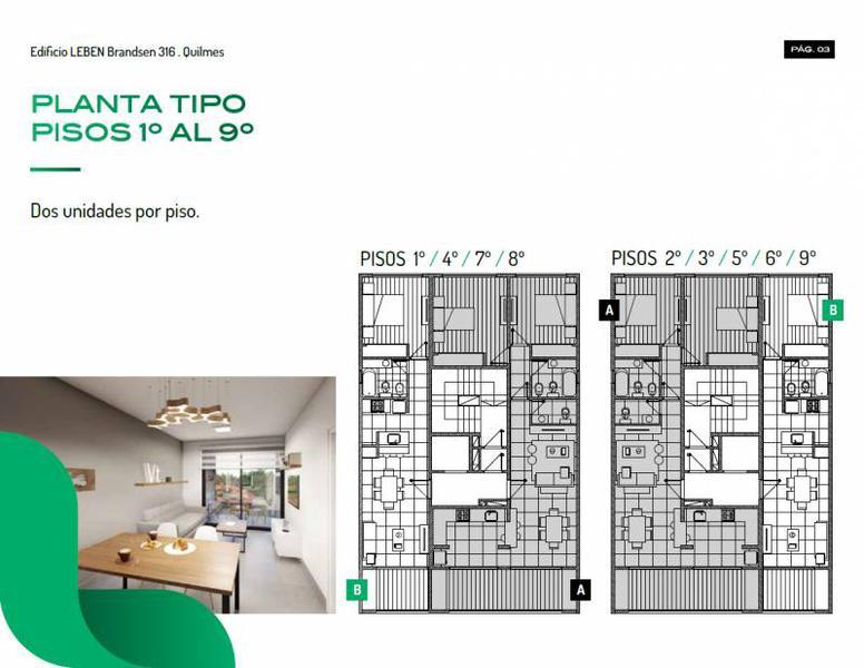 Foto Edificio en Quilmes Brandsen 316 número 5