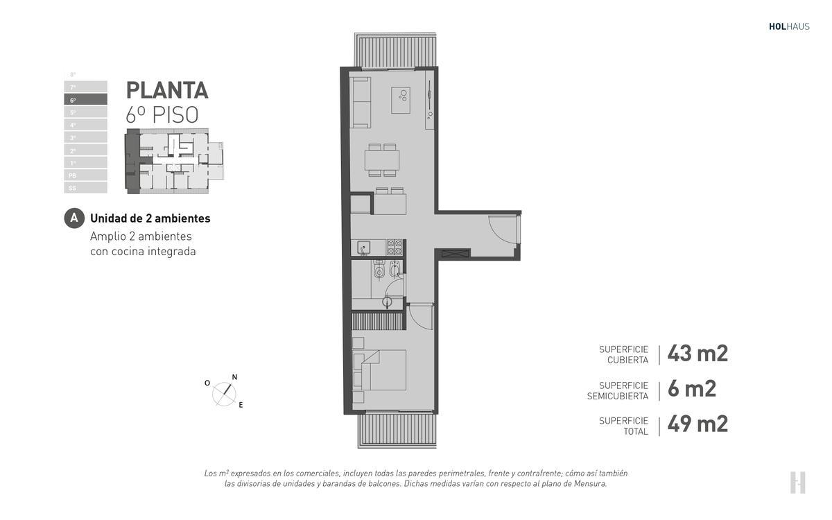 Foto Edificio en Saavedra Holmberg 4091/ 4081 número 22