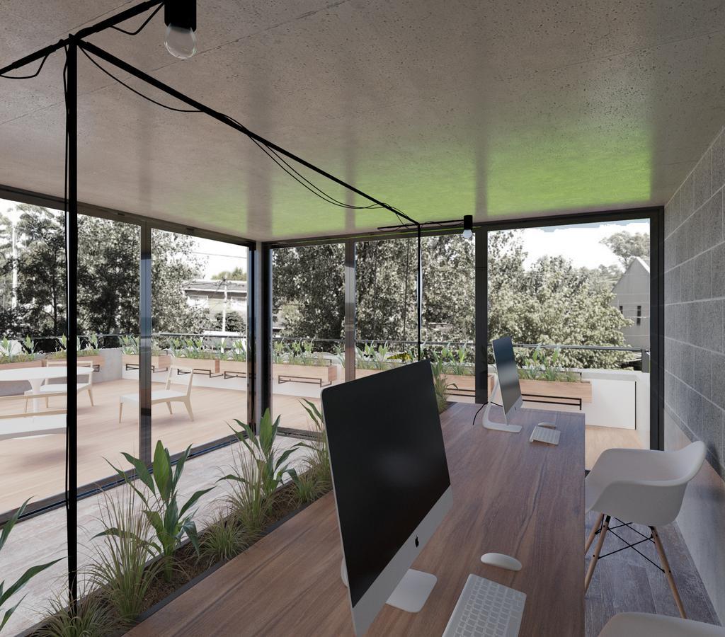 Edificio de oficinas - Tigre-1