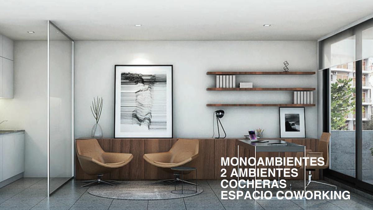 Emprendimiento Roosevelt 2177 - LIVE PLAZA en Belgrano