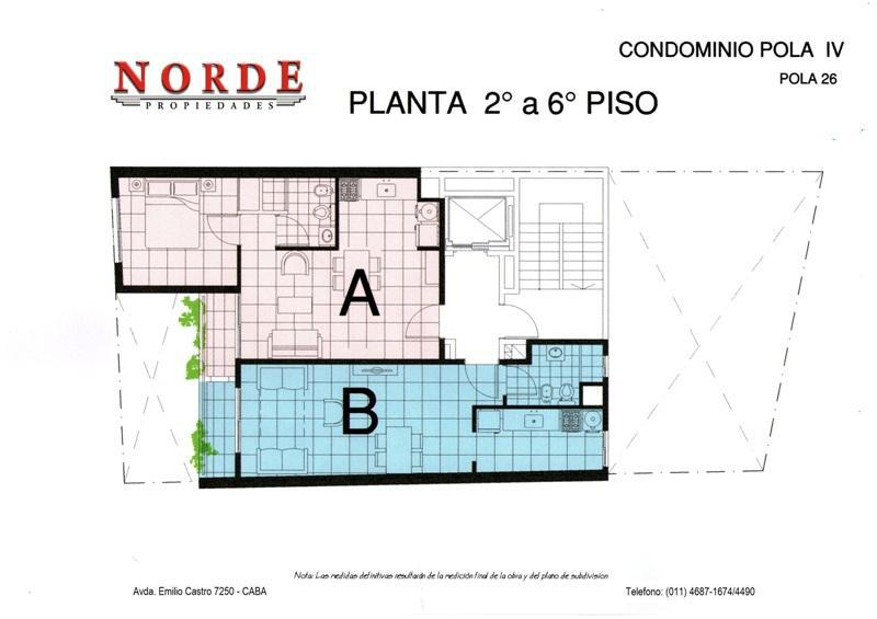 Foto Edificio en Villa Luro Pola 26 número 4