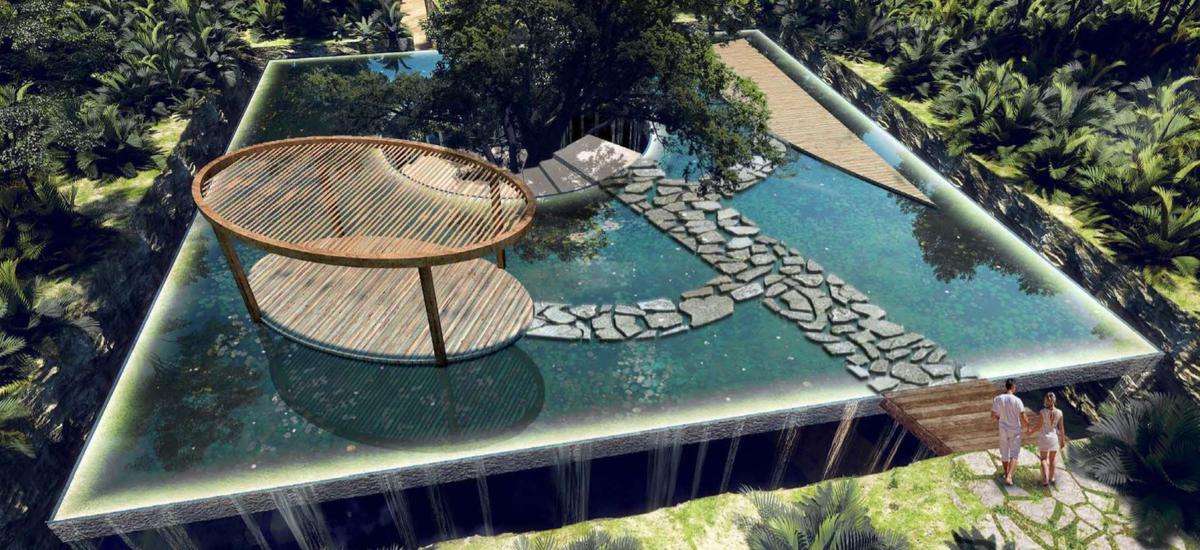 Foto Condominio en Aldea Zama Nuevo Eco Residence entre Aldea Zama y la Playa de Tulum        número 15