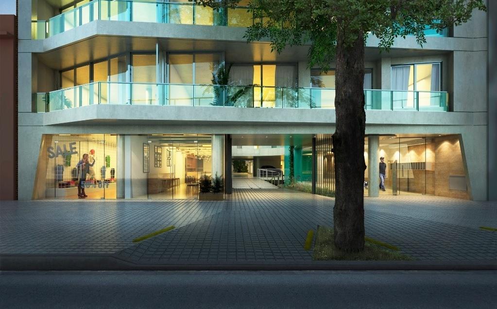 Foto Edificio en La Blanqueada Av. 8 de Octubre 2775 y Estero Bellaco número 4
