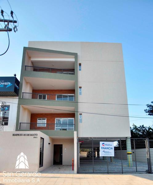 Foto Edificio en Mburicaó 25 de Mayo entre Operadores del Chaco y Tte. Martínez Ramella número 1