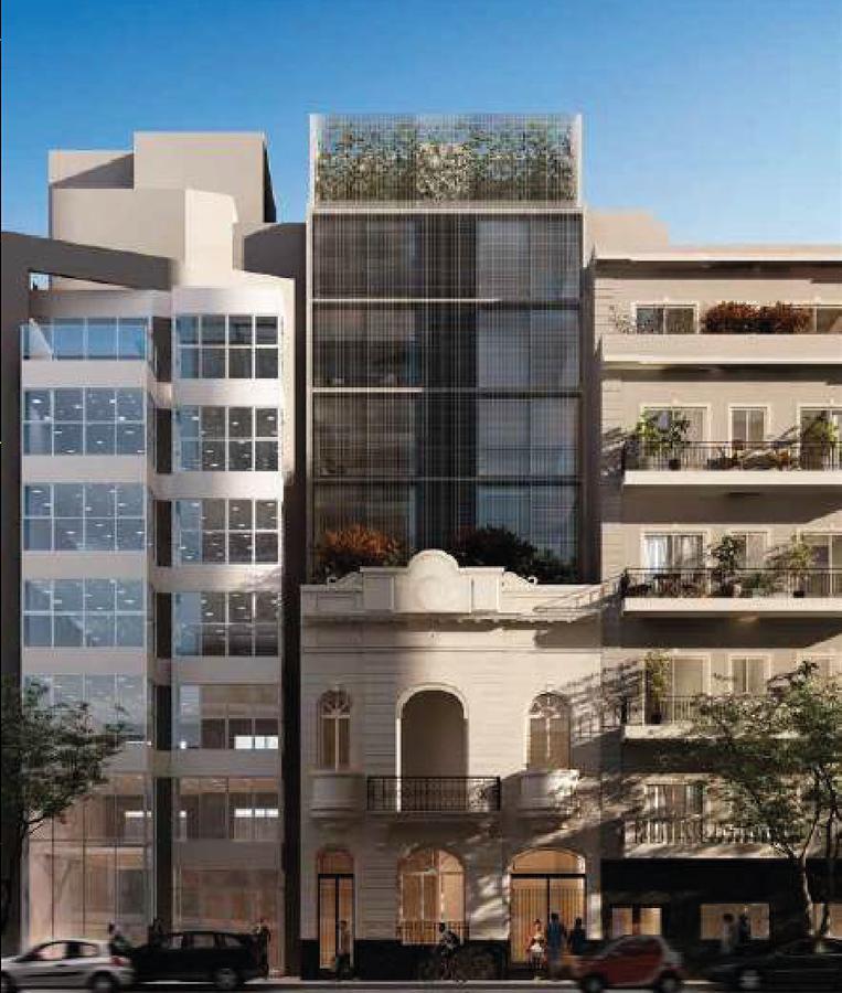 Foto Edificio en Palermo Thames 2400 número 5