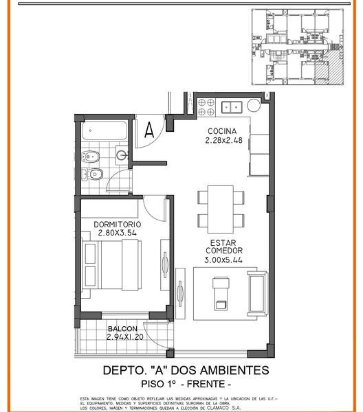 Foto Edificio en Moron Sur Mariano Moreno 700 número 9