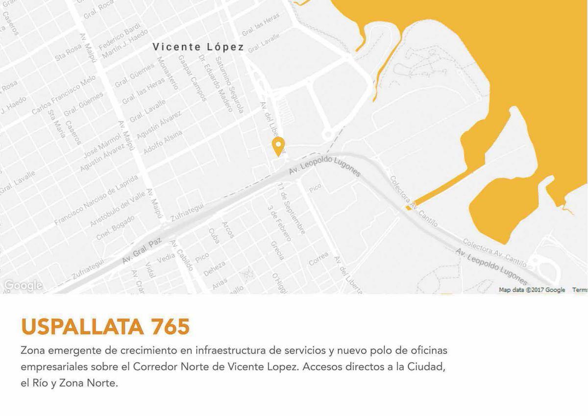 Foto Edificio en V.Lopez-Vias/Rio Uspallata 769 Vicente López número 5
